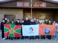 Курсанты ВПК Республики Алтай отправились в ВДЦ «Орлёнок»