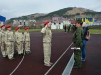 В Горно-Алтайске подвели итоги республиканского этапа игры «Зарница»