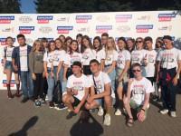 90 волонтеров приняло участие в организации гастрофестиваля  «Мать Земля Алтай»