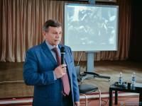 В ГОРНО-АЛТАЙСКЕ ПРОШЛА ВСТРЕЧА МОЛОДЕЖИ С ГЕРОЕМ РОССИЙСКОЙ ФЕДЕРАЦИИ БОЧАРОВЫМ ВЯЧЕСЛАВОМ АЛЕКСЕЕВИЧЕМ