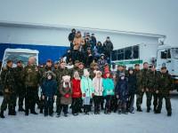 Всероссийский День открытых дверей, посвященный 29-й годовщине образования подразделений специального назначения ФСИН России
