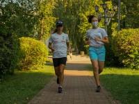 В Горно-Алтайске прошло открытие проекта «Фитнес-центр «Улица»».