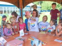 Волонтеры Республики Алтай приняли участие в благотворительном фестивале «Солоҥы»