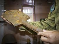 В День защиты детей Росгвардейцы Республики Алтай провели онлайн экскурсию по музею ОМОН