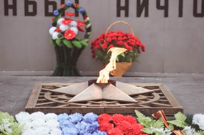9 мая в Горно-Алтайске