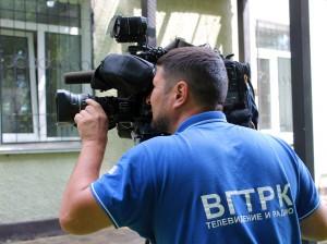 Начальник пресс-службы Управления Росгвардии по Республике Алтай в эфире телеканала «Россия-1» подвел итоги патриотической акции «Каникулы с Росгвардией»