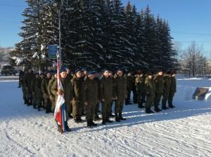 3 декабря в Горно-Алтайске состоялась памятная акция, посвященная Дню Неизвестного солдата