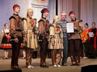 Народный (образцовый) хореографический ансамбль «Ырысту» принял участие в этапе Чемпионата России по народным танцам