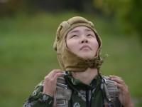 Воспитанники ВППК «Русь» совершили прыжки с парашютом