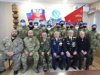 Курсанты центра ВЫМПЕЛ РА встречались с ветеранами спецподразделений и сотрудниками ФСБ России