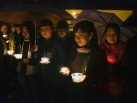 Акция «Чернобыльская свеча» прошла в Горно-Алтайске