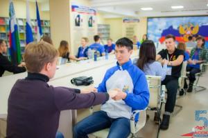 Студент Горно-Алтайского государственного университета принял участие во Всероссийском фестивале ГТО среди студентов