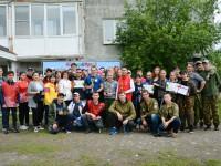 В г.Горно-Алтайске прошел IV туристский фестиваль молодежи и студентов