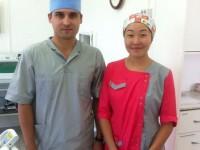 Шесть молодых специалистов остались работать в Республиканской стоматологической поликлинике после прохождения интернатуры