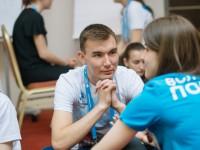 Доброволец из Республики Алтай принял участие в организации Парада Победы в Москв