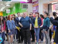 В Горно-Алтайске прошли флешмобы «Эхо Победы» и «Катюша»