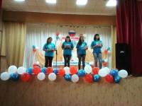 Студенты экономического техникума приняли участие в молодежном форуме в Улагане