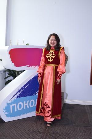 Ванэсса Конунова стала победителем в одной из номинаций III Всероссийского межнациональный лагеря молодежи «Поколение»