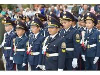 Кадеты приняли присягу в Горно-Алтайске