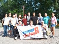 «Воскресенье - твой день!» в Республике Алтай