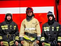 Молодые специалисты МЧС России приняли участие в пожарно-тактических учениях в Республике Алтай