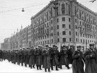 Битва за Москву - начало контрнаступления советских войск