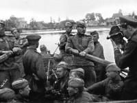 24 ноября 1944 года завершилась наступательная Прибалтийская операция советских войск