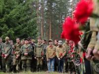 25 августа состоялась торжественная встреча делегации Республики Алтай, вернувшейся из поисковой экспедиции «Волховский фронт. Апраксин»